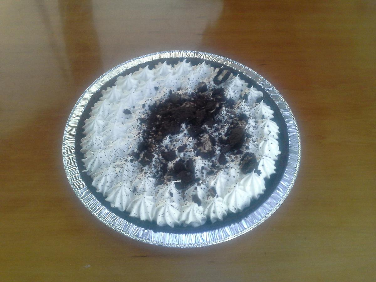 Ice cream pie is still pie!